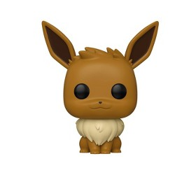 "Funko POP! Games: Pokemon - 10"" Eevee (Target Exclusive)"