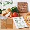 Freschetta Thin Crust Garden Veggie Frozen Pizza - 19.1oz - image 4 of 4