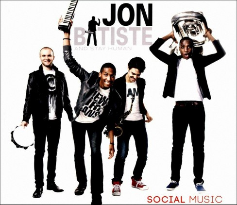 Jon And Sta Batiste - Social Music (CD) - image 1 of 1