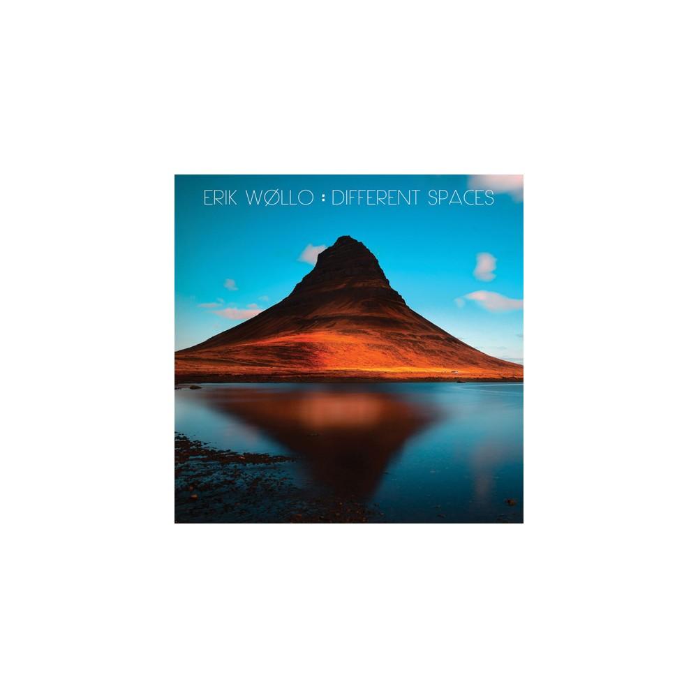Erik Wollo - Different Spaces (CD)