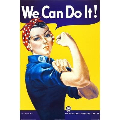 Art.com - We Can Do It! (Rosie the Riveter)Poster