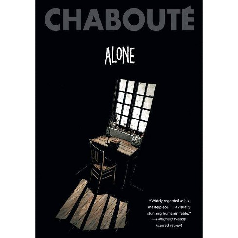 Alone - by  Christophe Chaboute (Paperback) - image 1 of 1