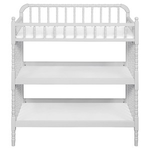 DaVinci Jenny Lind Changing Table - Fog Gray