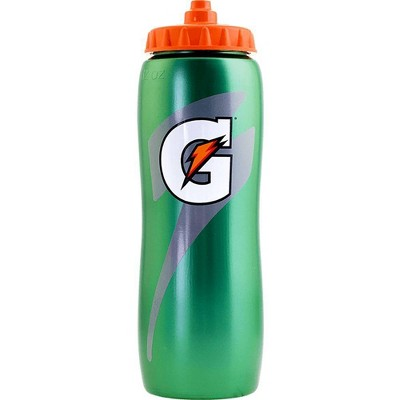 Gatorade Squeeze 32oz Plastic Water Bottle - Green