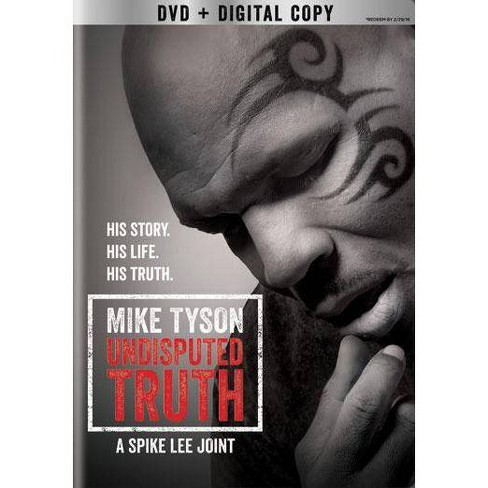 Mike Tyson: Undisputed Truth (DVD) - image 1 of 1