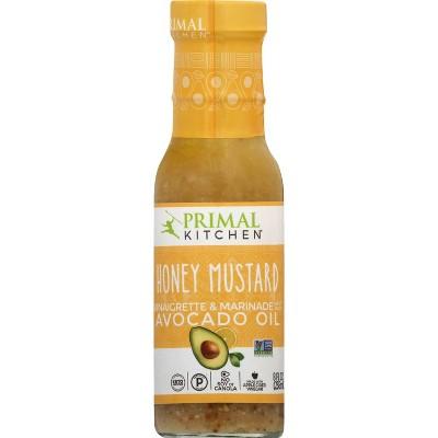 Primal Kitchen Honey Mustard Vinaigrette with Avocado Oil - 8fl oz