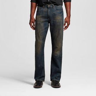 Wrangler® Men's Bootcut Fit Jeans - Dirty 34X34