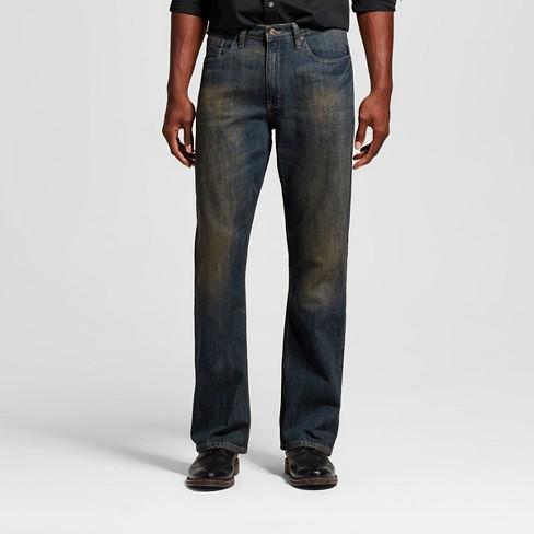 Wrangler Men S Bootcut Fit Jeans Target