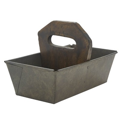 Park Designs Utility Caddy with Wood Handle