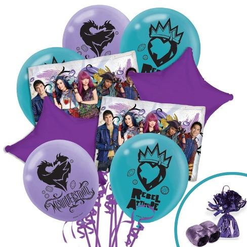BuySeasons Descendants 2 Balloon Bouquet - image 1 of 1