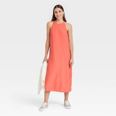 Women's Sleeveless Racer Back Dress - A New Day™