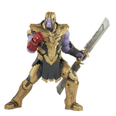 "Hasbro Marvel Legends Series 6"" Iron Man Mark 85 vs. Thanos"