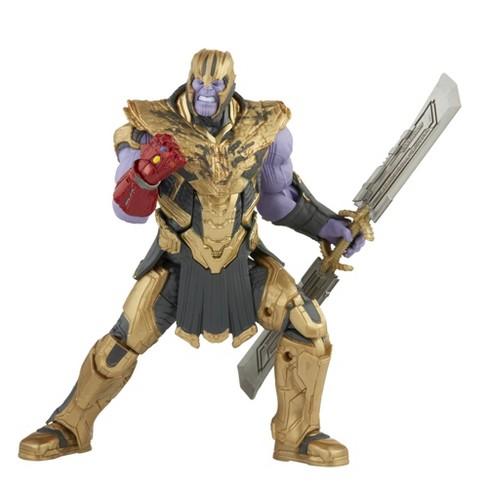 "Hasbro Marvel Legends Series 6"" Iron Man Mark 85 vs. Thanos - image 1 of 4"