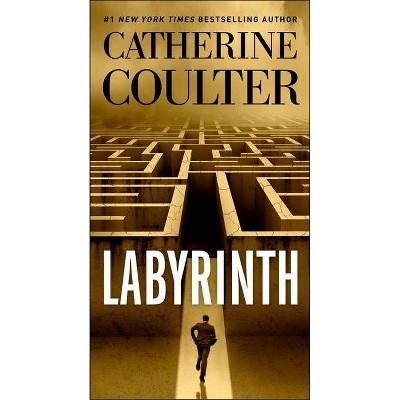 Labyrinth, Volume 23 - (FBI Thriller) by Catherine Coulter (Paperback)