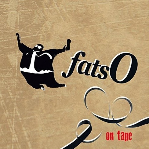 Fatso - On Tape (CD) - image 1 of 1