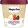 Haagen-Dazs White Chocolate Raspberry Truffle Ice Cream - 14oz - image 5 of 6