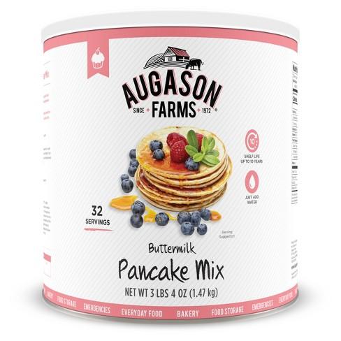 Augason Farms Emergency Food Buttermilk Pancake Mix - 64oz - image 1 of 7