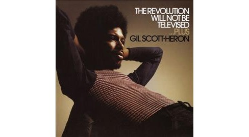 Gil Scott-heron - Revolution Will Not Be Televised (CD) - image 1 of 1