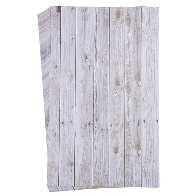 Best Paper Greetings 96 Sheets Whitewash Rustic Wood Stationary Paper for Arts Crafts, Legal Size 8.5 x 14 in