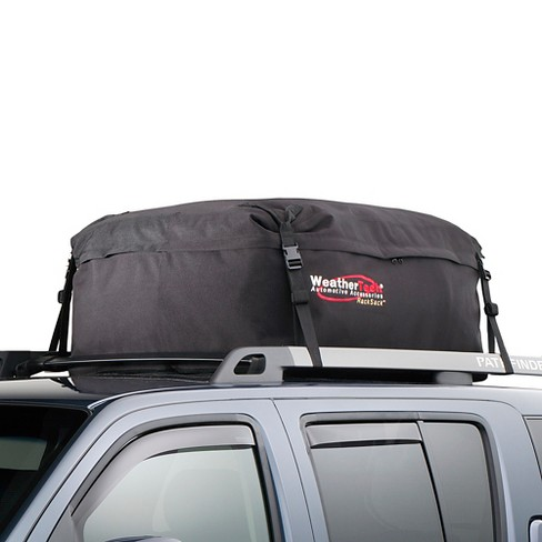 WeatherTech - 18.5 X 15 X 4 - Cargo Carriers - Black - image 1 of 2