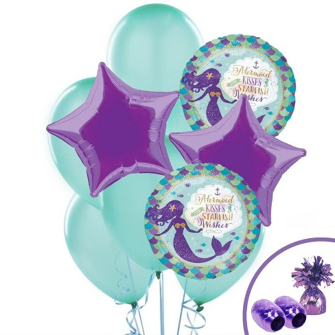 Mermaid Wishes Balloon Kit - image 1 of 1