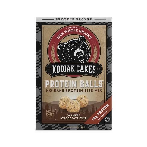 Kodiak Cakes Protein Ball Chocolate Chip - 12.7oz - image 1 of 4