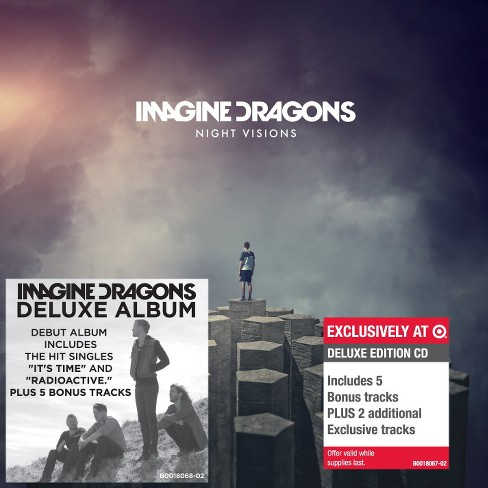 imagine dragons cd  Imagine Dragons - Night Visions Deluxe - Only At Target : Target