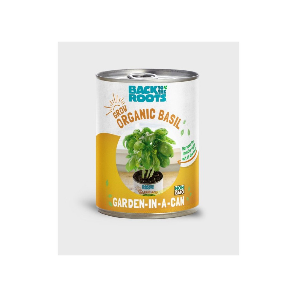 Image of Herb Garden Kit Basil - Back to the Roots, Multi-Colored