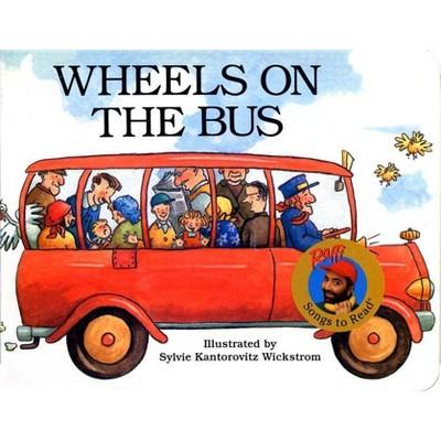 Wheels on the Bus - (Raffi Songs to Read (Board Books))(Board_book)