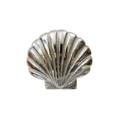 C&F Home Shell Place Card Holder Set of 4