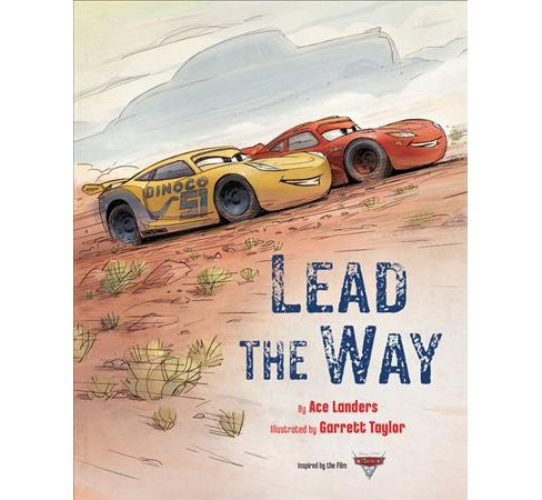 Lead the Way (Hardcover) (Ace Landers) - image 1 of 1