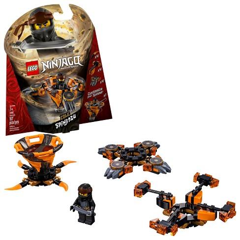 LEGO Ninjago: Masters of Spinjitzu Cole 70662