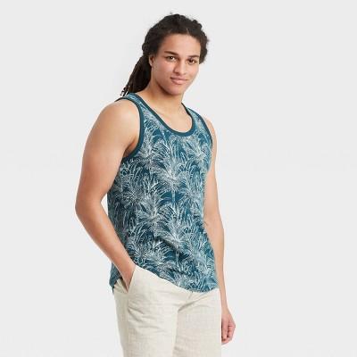 Men's Regular Fit U-Neck Tank Top - Goodfellow & Co™