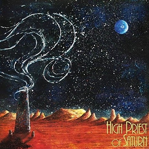 High Priest Of Satur - Son Of Earth And Sky (Vinyl) - image 1 of 1