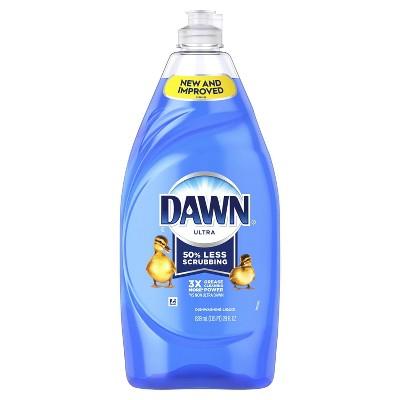 Dawn Ultra Original Scent Dishwashing Liquid Dish Soap - 28 fl oz