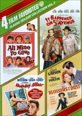 Classic Holiday Collection, Vol. 2: 4 Film Favorites (DVD)