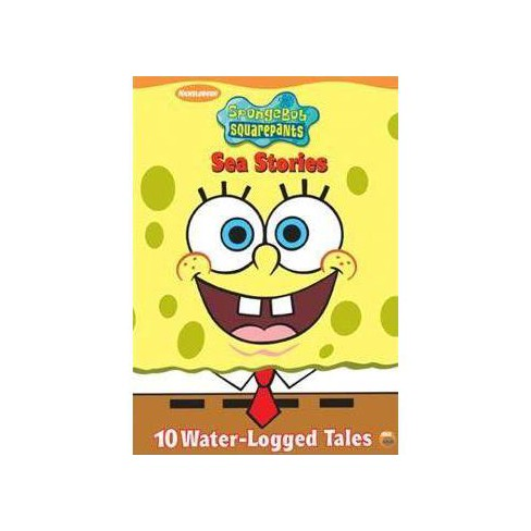 Spongebob Squarepants: Sea Stories (DVD) - image 1 of 1