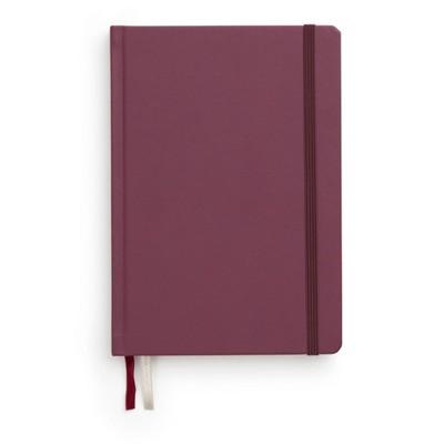 MyOfficeInnovations Medium Hard Cover Ruled Journal, Purple