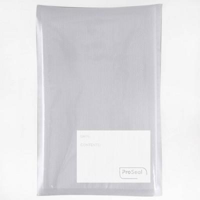"""ProSeal 35ct Vacuum Sealer Bags Quart Size 8""""x12"""""""