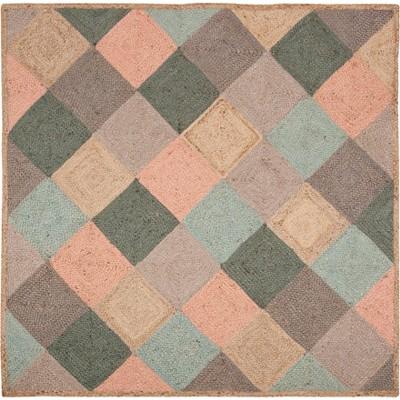 Ilene Geometric Woven Rug - Safavieh
