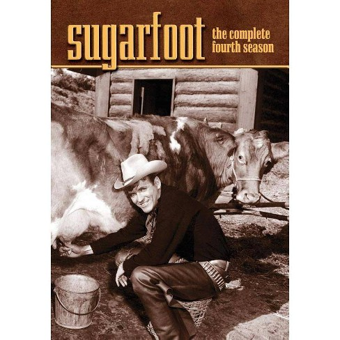 Sugarfoot: The Complete Fourth Season (DVD) - image 1 of 1