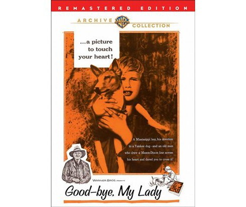 Goodbye my lady (DVD) - image 1 of 1