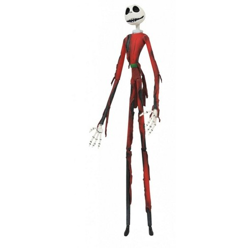 Nightmare Before Christmas Select Series 8 Burnt Santa Jack Action Figure - image 1 of 1