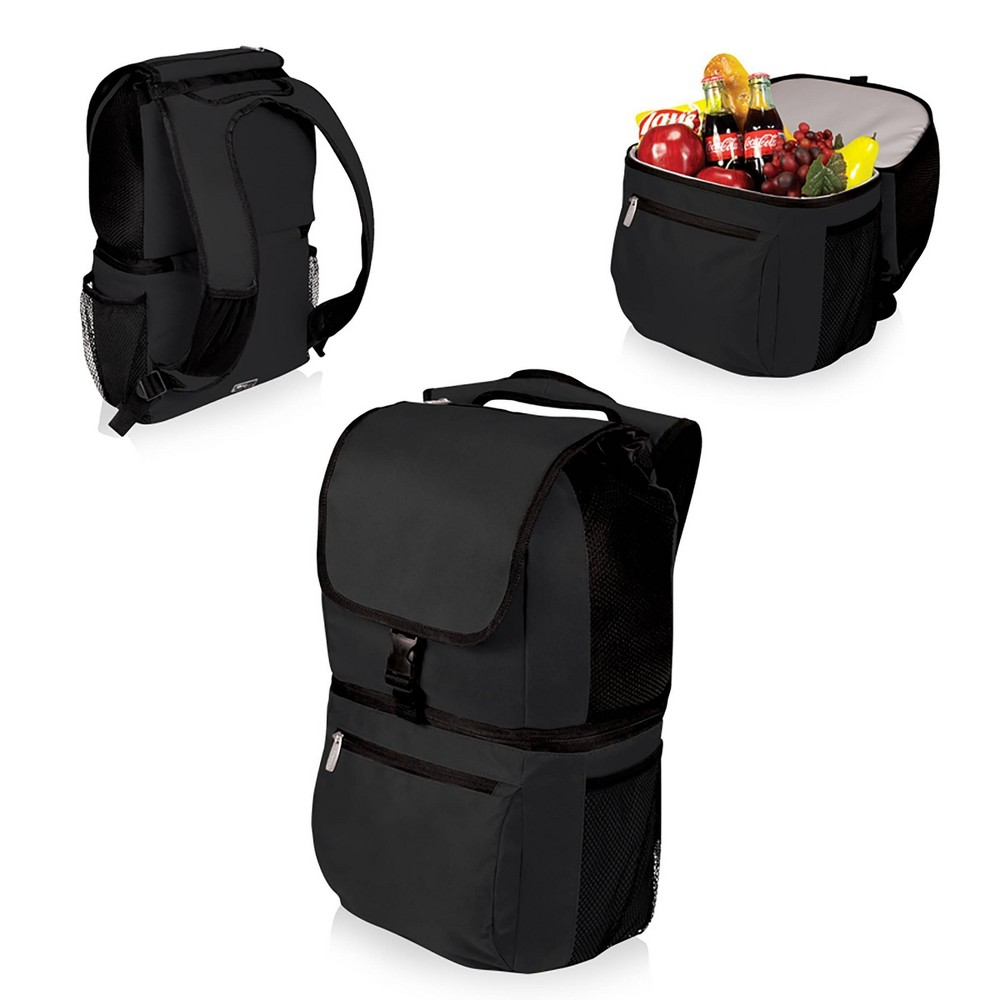 Image of Picnic Time Zuma Insulated Backpack Cooler - Black