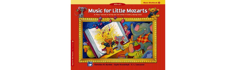 Alfred Publishing s Music for Little Mozarts Coloring & A...
