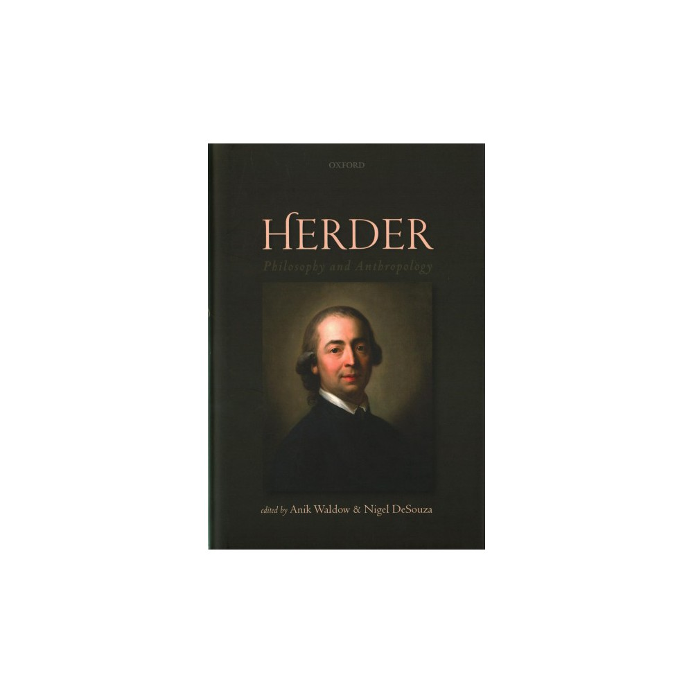 Herder : Philosophy and Anthropology (Hardcover)