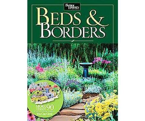 Beds & Borders : More Than 90 Plant-by-number Gardens You Can Grow (Paperback) - image 1 of 1