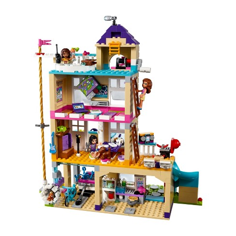 Lego Friends Friendship House 41340 Target