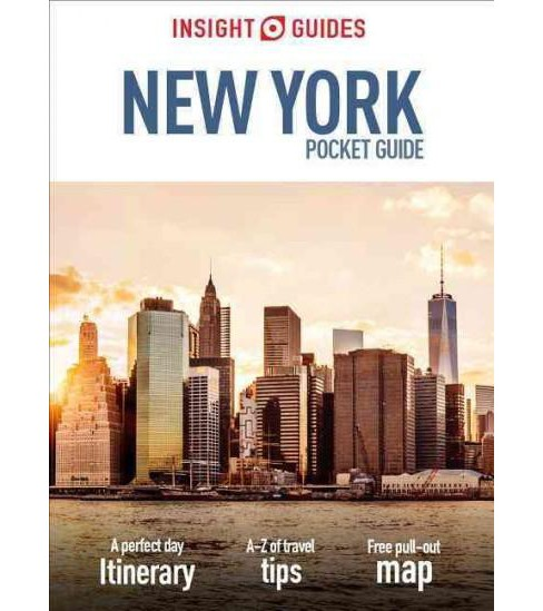 Insight Guides Pocket New York (Paperback) - image 1 of 1