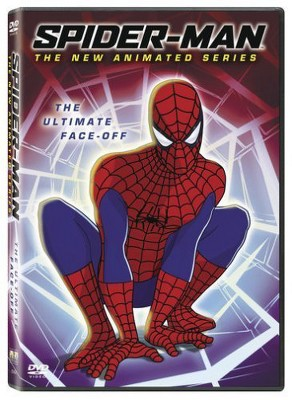 Spider-Man (The New Animated Series) - The Ultimate Face-Off (DVD)
